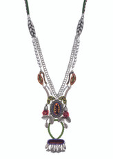 Ayala Bar Begonia Bouquet Necklace