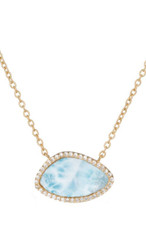 Blue Valencia necklace from Marcia Moran Jewelry