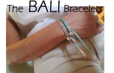 Anat Jewelry Bali Bracelet - Light Blue