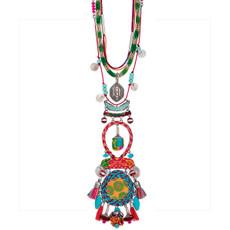 Ayala Bar Amalfi Long and Layered Necklace