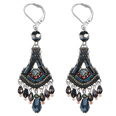 Ayala Bar Blacktree French Wire Earrings