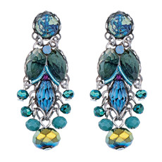 Ayala Bar Illumination Iris Earrings