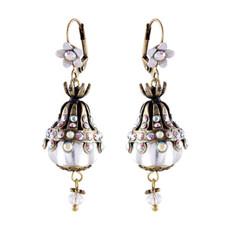 Michal Negrin Ball Earrings