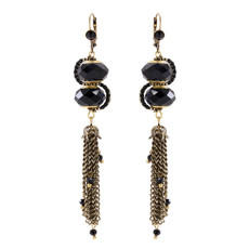 Michal Negrin Around the World Earrings