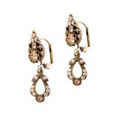 Michal Negrin Acorn Earrings