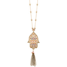 Michal Negrin Bell Necklace