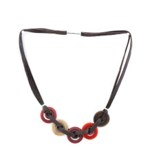 Encanto Jewellery Ekho Green Necklace