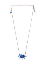 Blue Joy style necklace by Encanto Jewelry