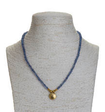 Baltic Tanzanite Necklace