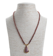 Fall in Love Necklace by Nava Zahavi