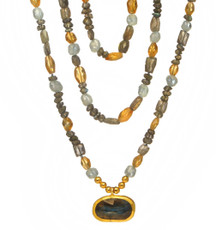 Endless Love Necklace by Nava Zahavi