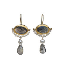 Aurora Earrings by Nava Zahavi
