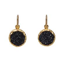 Black Lady Earrings by Nava Zahavi