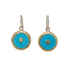 Circle of Life Earrings by Nava Zahavi