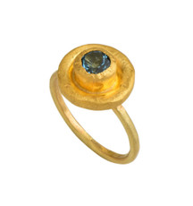 Bewitched Blue Topaz Ring by Nava Zahavi