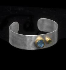 Powerful Cuff Bracelet by Nava Zahavi