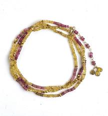 Sunset Tourmaline Bracelet by Nava Zahavi