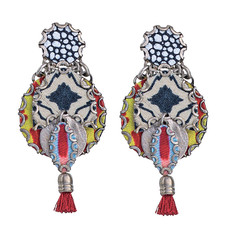 Ayala Bar Ella Pattern Earrings