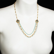 Michal Golan Kasbah Layer Necklace