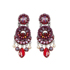 Ayala Bar Ruby Tuesday Cherry Pie Earrings