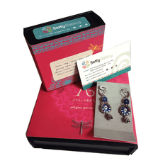 Ayala Bar Ruby Tuesday Summer Berry Necklace - New Arrival