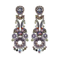 Ayala Bar Clear Skies Lavender Fields Earrings