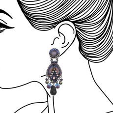Ayala Bar Clear Skies In the Clouds Earrings - New Arrival