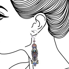Ayala Bar Clear Skies French Wire Earrings - New Arrival