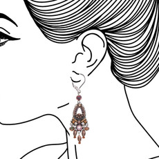 Ayala Bar Mother Earth French Wire Earrings - New Arrival