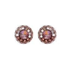 Ayala Bar Mother Earth Cute as a Button Earrings