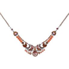Ayala Bar Mother Earth Flash Mauve Necklace