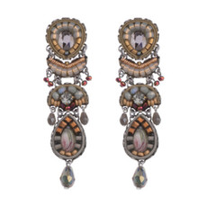 Ayala Bar East Wind Peachy Clean Earrings