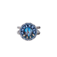 Ayala Bar Sapphire Rain Adjustable Ring