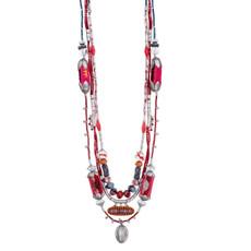 Ayala Bar Crimson Voyage Fruit Punch Necklace