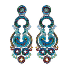 Ayala Bar Heavenly Dawn Masquerade Ball Earrings