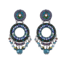 Ayala Bar Daydream Indigo Earrings