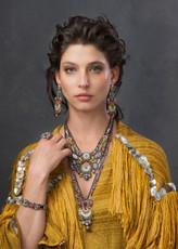 Ayala Bar Autumn Aurora Turkish Tile Necklace