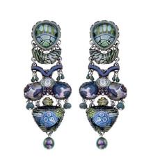 Ayala Bar Blue Planet Amalfi Coast Earrings