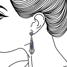 Ayala Bar Blue Planet Rumble Earrings - New Arrival
