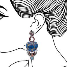Ayala Bar Imagine Caviar Earrings - New Arrival