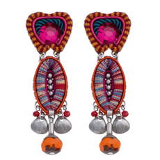 Ayala Bar Crimson Voyage Julias Jewel Earrings