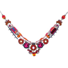 Ayala Bar Crimson Voyage Helens Haven Necklace