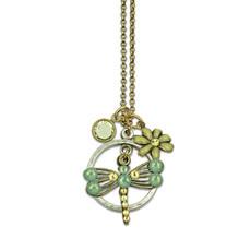 Anne Koplik Fly High Dragonfly Necklaces