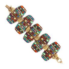 Multi bright Fancy  Bracelet
