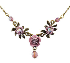 Michal Negrin Jewelry Flowers Necklaces
