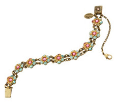 Flower Bracelet From Michal Negrin