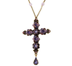 Negrin Jewelry Cross Necklace - 100-089330-121