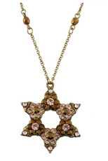 Star Of David From Michal Negrin