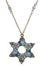 Star Of David Jewish Jewelry By Michal Negrin