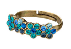 Michal Negrin Jewelry Adjustable Ring - 100-090670-060